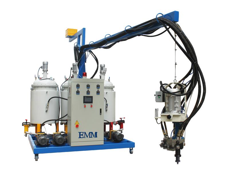 Maquinaria de espuma de baja presión de poliuretano