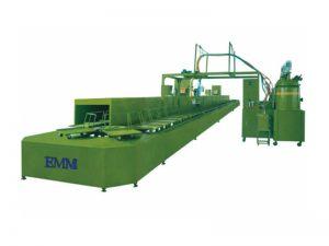 Máquina de mezcla y dosificación de espuma de silicona