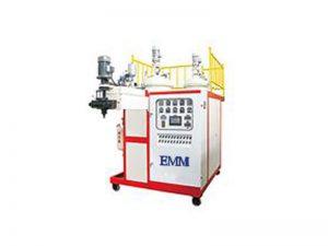 Máquina de colada de elastómero termoplástico de control digital automático de poliuretano (TPU)