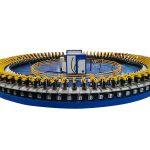 Línea de producción de moldes de disco de equipos de espuma de poliuretano de alta precisión de alta precisión