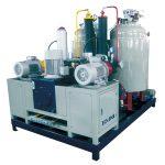 Máquina de espuma de poliuretano de alta presión máquina de espuma PU puerta