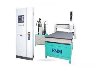 máquina de producción de espuma de suela