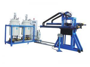 máquina de pulverización de poliuretano
