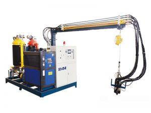 máquina de espuma de alta presión de pentano